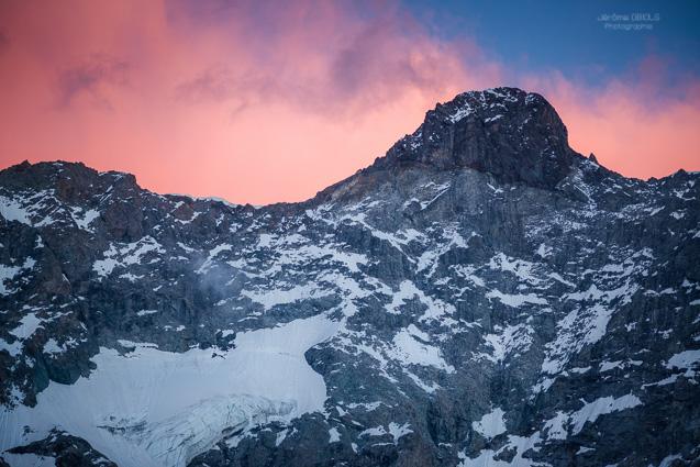Le Plaret (3563m).