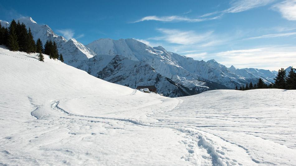 L'alpage de la Charme