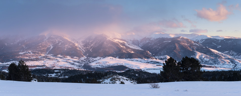 Panorama Cerdagne