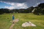 Randonnee au lac d'Aude
